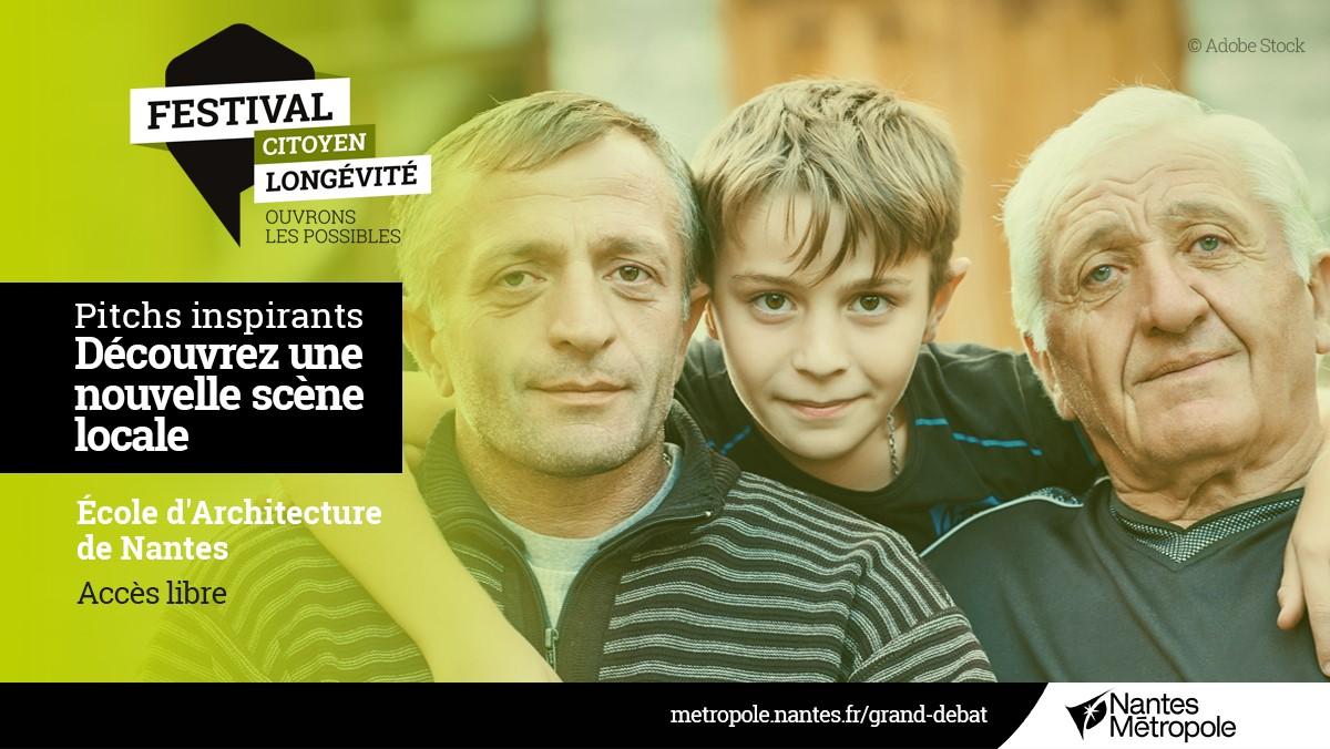 festival de la longévité Nantes les souvenirs partagés