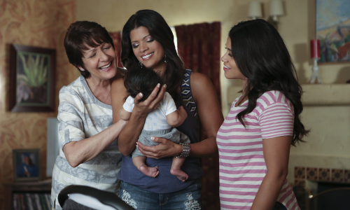 les souvenirs partages Jane the virgin